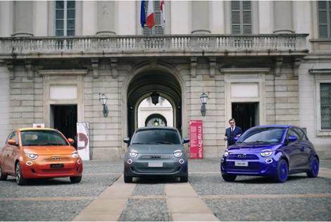 FIAT E L'ELETTRICO: LE ONE-OFF: Immagine