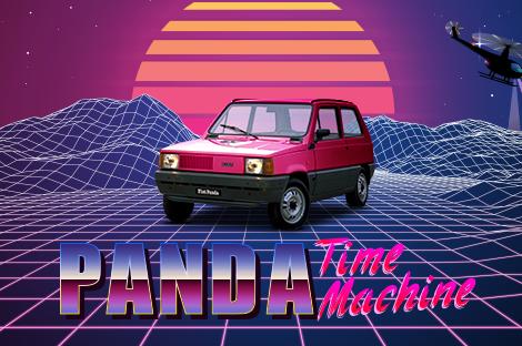 BUON ANNIVERSARIO FIAT PANDA!: Immagine