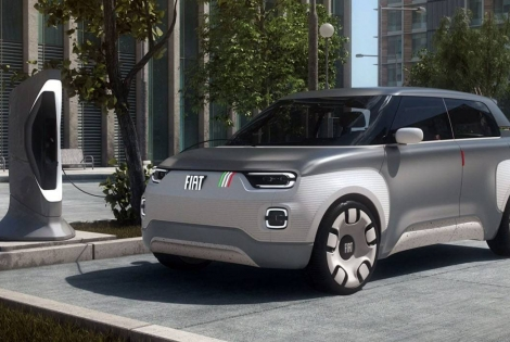 FIAT CENTOVENTO VINCE IL PREMIO  CAR DESIGN AWARDS 2019: Immagine