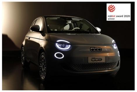 NUOVO PREMIO PER FIAT 5oo Elettrica!: Immagine