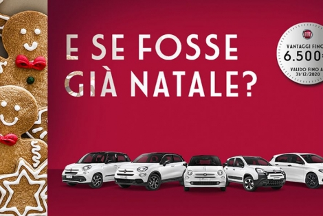 I COUPON DI FCA: Immagine