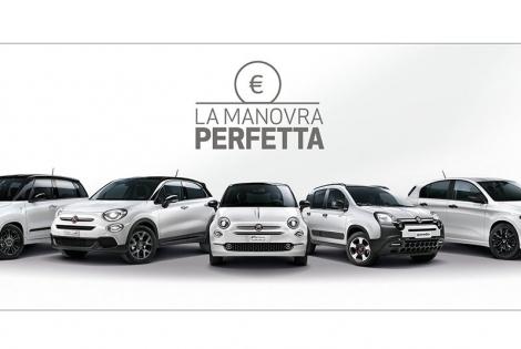 """FIAT E LANCIA: NOVEMBRE E LA """"MANOVRA PERFETTA"""": Immagine"""